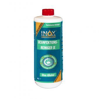 INOX Desinfektionsreiniger IX