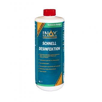 INOX Schnell Desinfektion