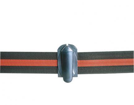 Gurtverbinder ermöglicht Sperrungen bis 6 m