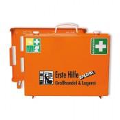 """Erste-Hilfe-Koffer für den Bereich """"Großhandel und Lagerei"""""""