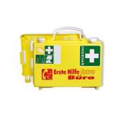 "Erste-Hilfe-Koffer ""Extra Büro"" gelb"