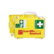 Erste-Hilfe-Koffer Extra Handwerk gelb
