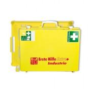 Erste Hilfe-Koffer Extra Industrie +, gelb