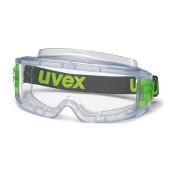 uvex ultravision 9301 Vollsichtbrille Fassungsfarbe: grautransparent