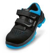uvex 2 xenova® Sandale S1 P SRC Weite 11, Farbe: blau / schwarz