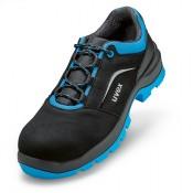 uvex 2 xenova® Halbschuh S2 PUR Weite 11, Farbe: blau / schwarz