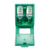 Augenspülkasten mit 2 Augenspülflaschen á 500 ml