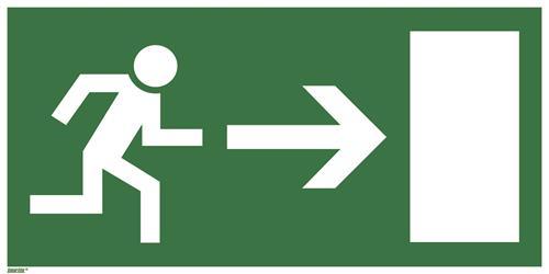 E13/Rettungsweg rechts