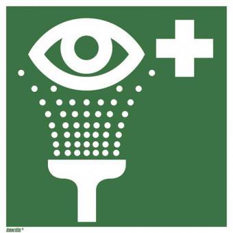 ASR A1.3/ISO 7010 [E011]/BGV A8 [E06] Augenspüleinrichtung