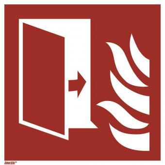 ISO 7010/F007 Feuerschutztür