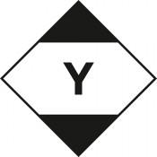 Gefahrgutkennzeichnung Begrenzte Menge (Y)
