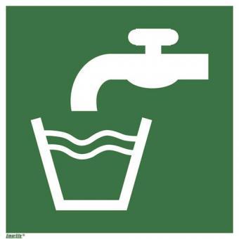 ISO 7010 [E015] Trinkwasser