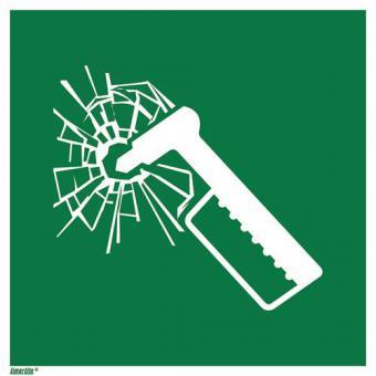 ISO 7010 [E025] Nothammer