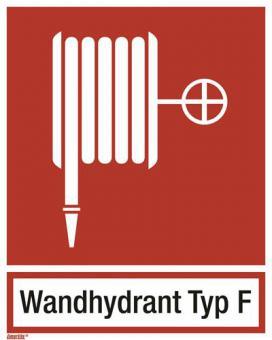 BGV A8/ Löschschlauch, Wandhydrant Typ F