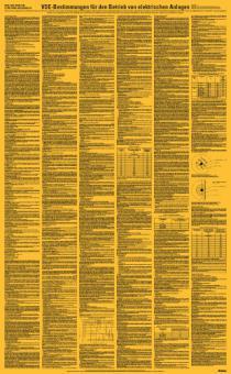 VDE-Bestimmungen für den Betrieb von elektrischen Anlagen