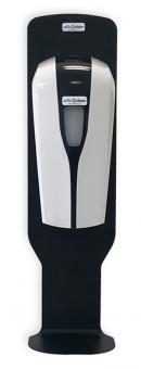 Sensorspender  inkl. Wandblech mit Tropfschutz