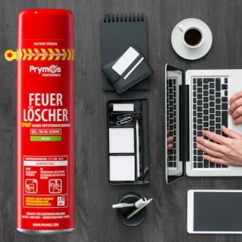 Office - Feuerlöscher-Spray