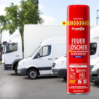 Fahrzeuge - Feuerlöscher-Spray
