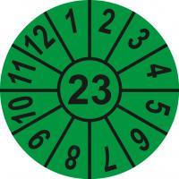 Jahresmarke 2023 auf Rolle zu je 1000 Stück