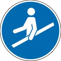 Gebotszeichen M012
