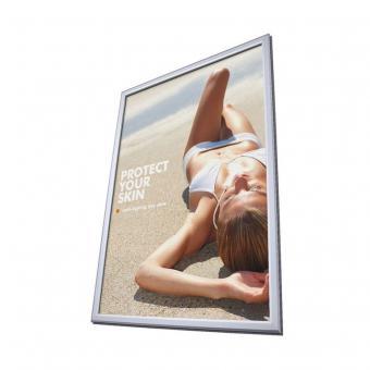 Klapprahmen für Fenster beidseitig DIN A1 32mm Profil