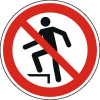 Verbotszeichen P019