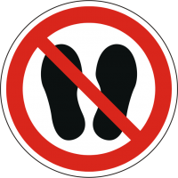 Verbotszeichen P024