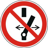 Verbotszeichen P031