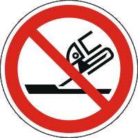 Verbotszeichen P032