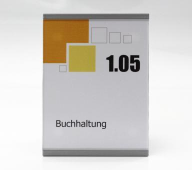 Türschild System PR-150S, 110x150mm