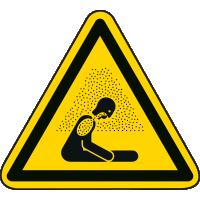 W041 / Warnzeichen aals Symbol Warnung vor Erstickungsgefahr
