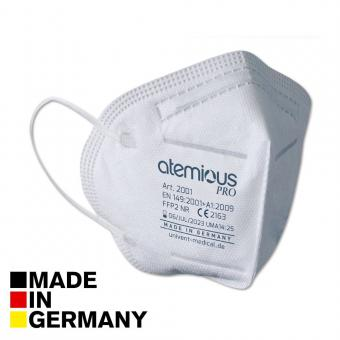 FFP2 Atemschutzmaske EN 149:2001 + A1:2009