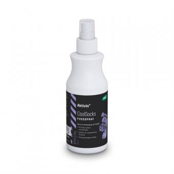 Fußspray Aktivin CoolSocks, 250 ml